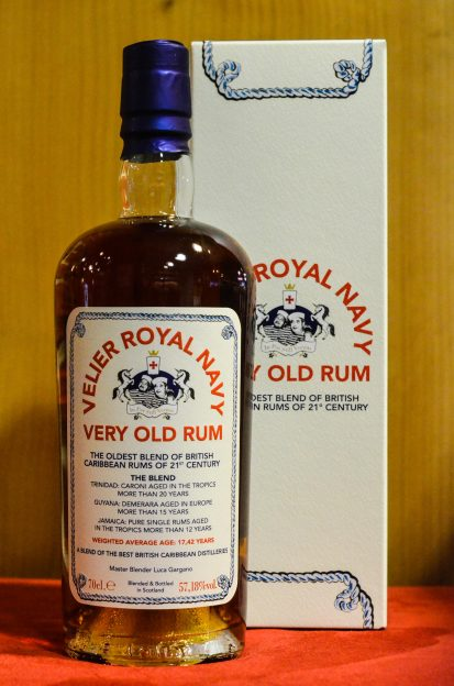 Royal Navy Very Old Rhum -Velier