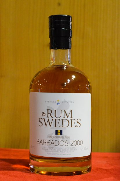 Barbados 2000 - The Rum Swedes