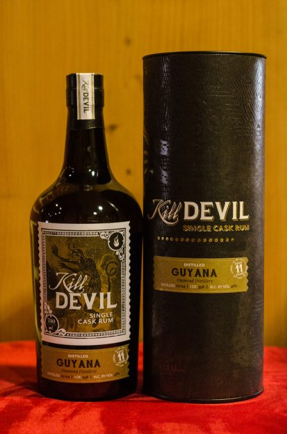 Kill Devil 11 ans Single Cask